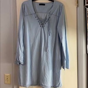Dresses & Skirts - Boutique denim dress